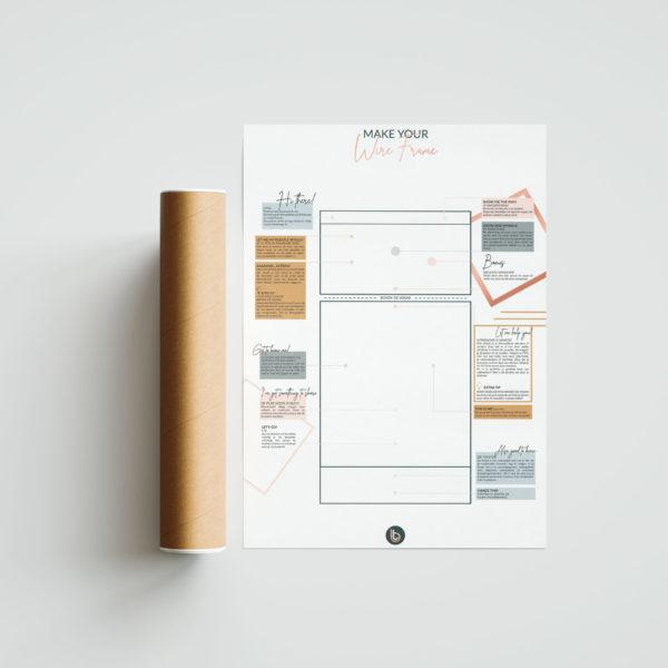 Aan de hand van de duidelijke handleiding en het (her)schrijfbare bord ontwerp jij stap voor stap je webpagina's. Bouwen is daarna een eitje.